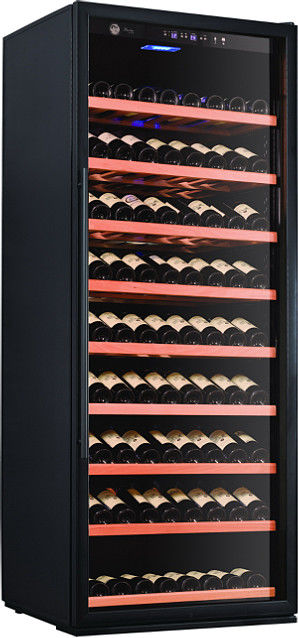 YC-760 Wine Cooler Commercial Refrigerator Freezer With Energy-efficient Compressor
